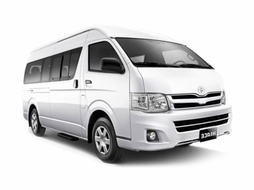 5. Van Bus